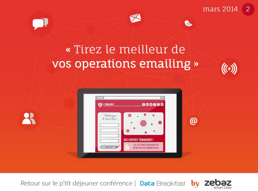 CR Databreakfast #2 | Stratégie email marketing