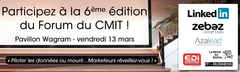 Invitation Forum CMIT