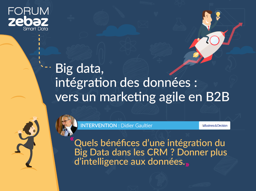 Interview Didier Gaultier | Intégration du Big Data