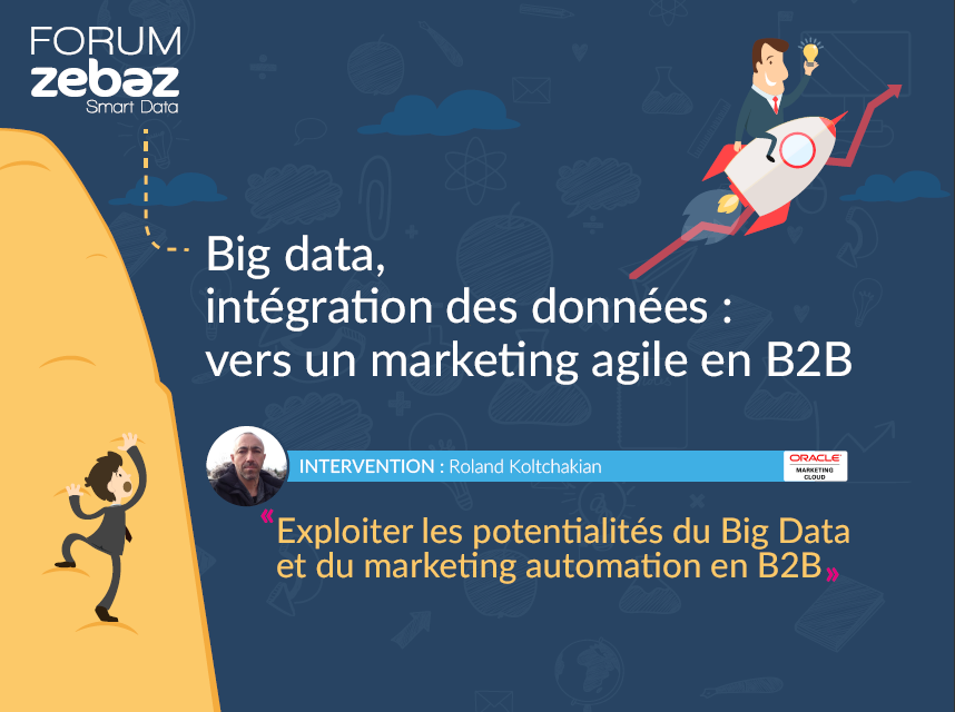 Compte rendu Oracle Marketing Cloud | Big Data & Marketing Automation
