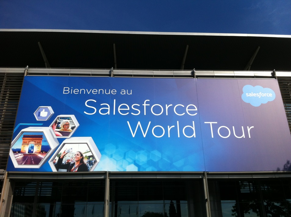 SalesForce Tour