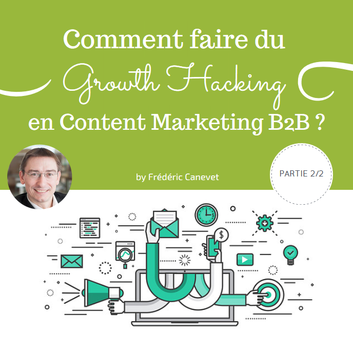 Growth Hacking & Content Marketing - Partie 2/2