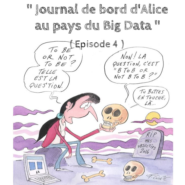 Alice au pays du big data | marketeuse B2B
