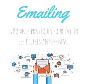 Emailing et filtres anti-spam
