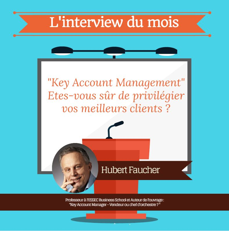 Interview Hubert FAUCHER