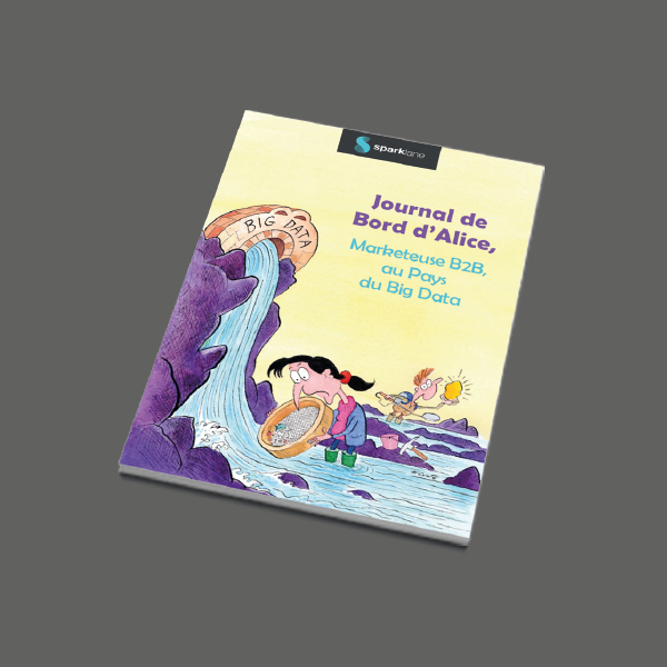 Blog Book : Alice Marketeuse B2B au Pays du Big Data