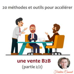 20 methodes de vente B2B - 2