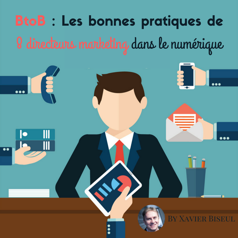 Directeurs Marketing Digital