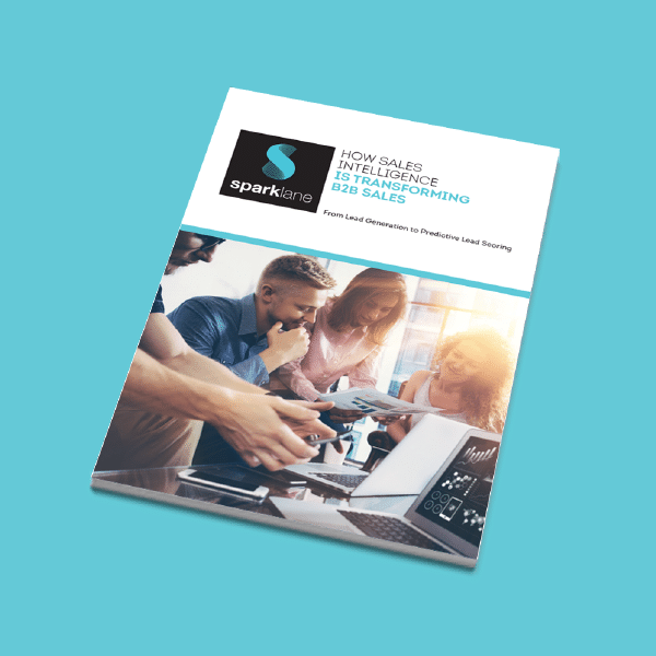 White Paper : Sales Intelligence & B2B Sales