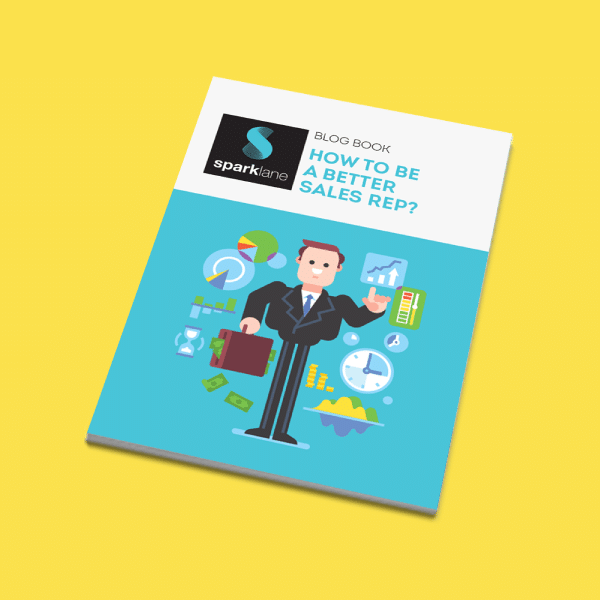 E-book : To be a better sales rep